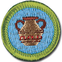 Discontinued merit badges (Boy Scouts of.