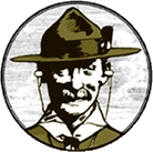 Scoutmaster Clarke Green Logo